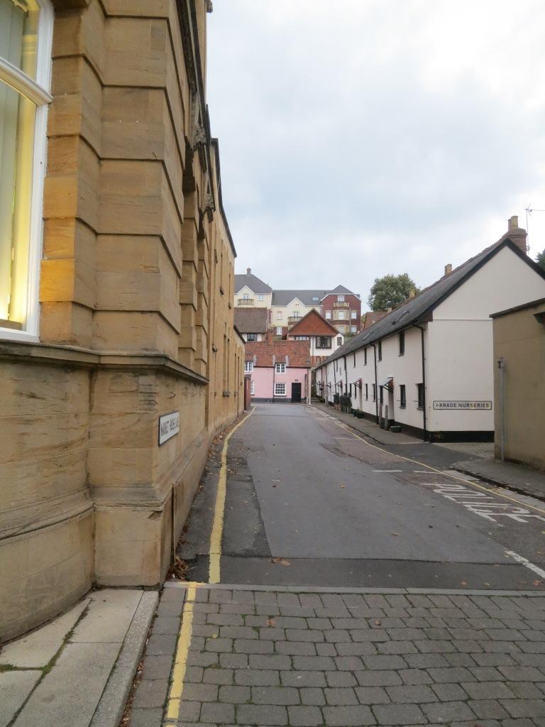 030 Minehead side street